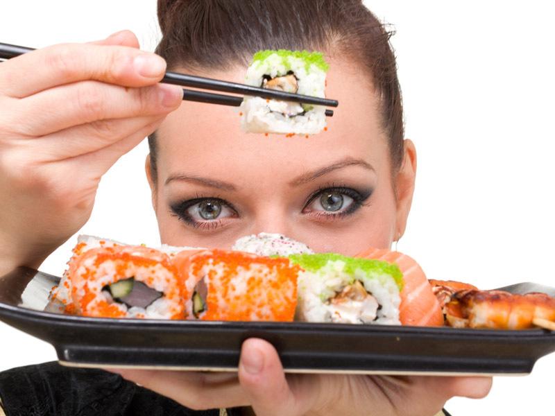 """Результат пошуку зображень за запитом """"Суши-диета - модно и полезно!"""""""