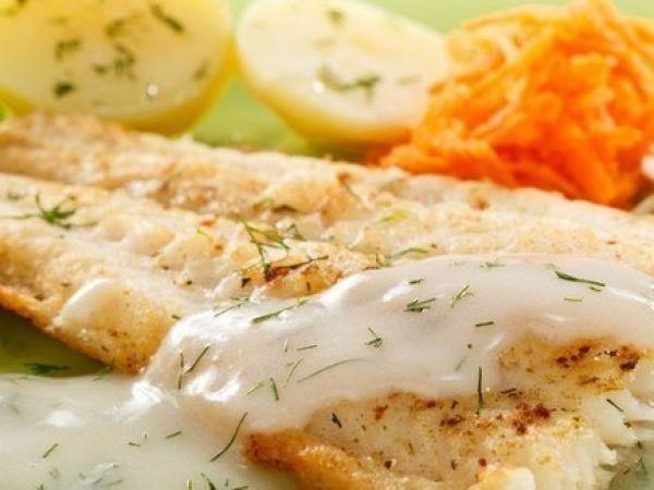 """Результат пошуку зображень за запитом """"Белая рыба с соусом и овощами"""""""