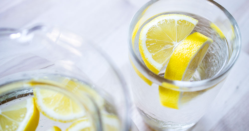 Картинки по запросу пейте лимонную воду