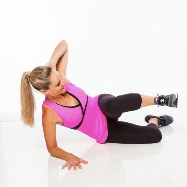 Как сделать бедра округлыми упражнения