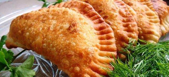 """Результат пошуку зображень за запитом """"Чебуреки с мясом: вкуснейшее хрустящее тесто"""""""