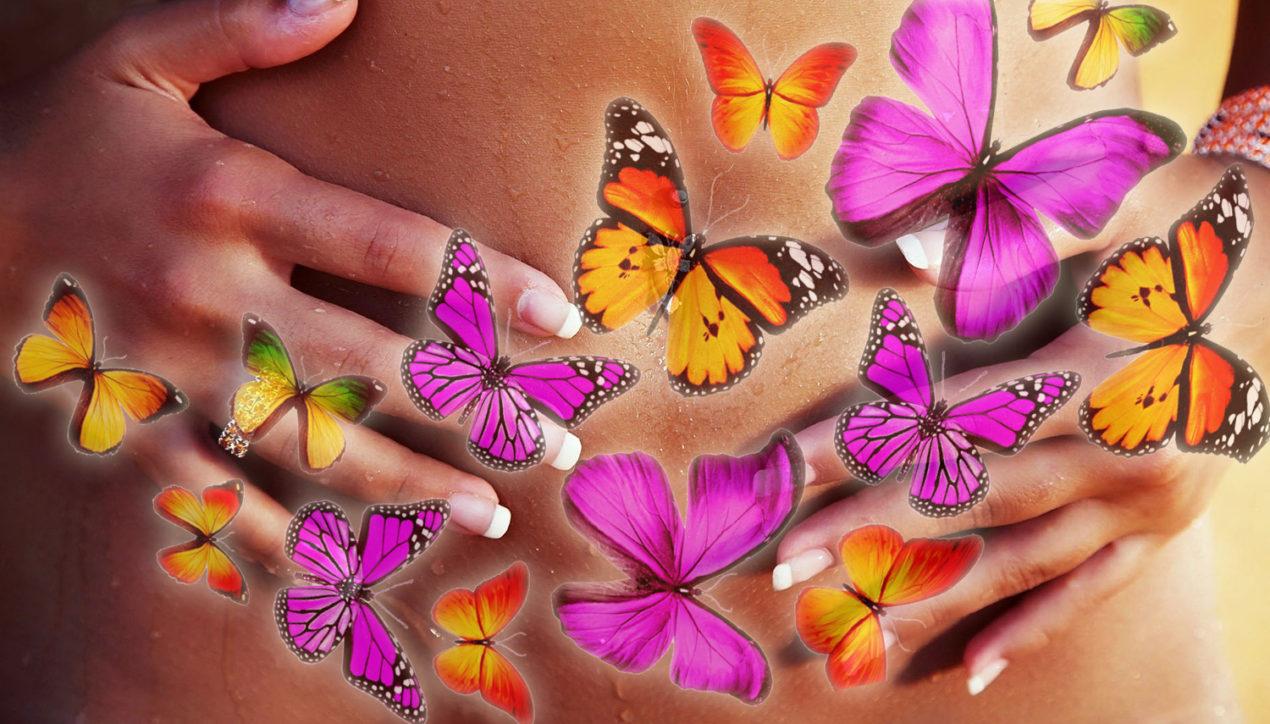 """Результат пошуку зображень за запитом """"бабочки в животе"""""""
